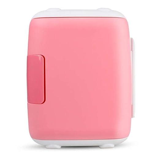 Zyhlf Mini refrigerador, 12V DCfor Coche 5L Caja fría portátil ...