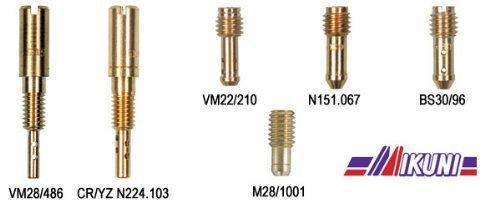 N224.103-17.5 4//PK Mikuni n224.103-17.5 4//pk pilot jets 4//pk n224.103 #17.5