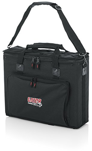 Gator Cases Portable 3U Rack Bag with 14