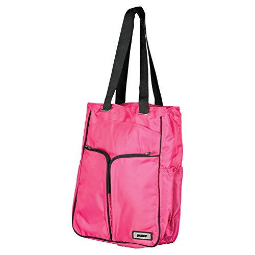 Prince 6P519-609 Women`s Courtside Tennis Tote Pink and B...