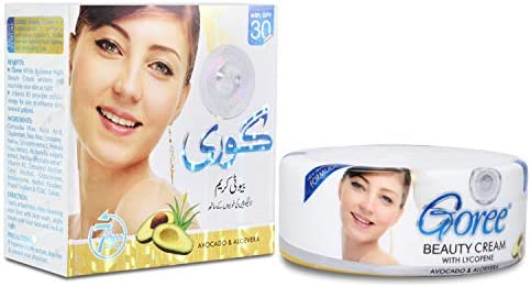 GOREE WHITENING CREAM SPOTS PIMPLES REMOVING cream: Amazon com