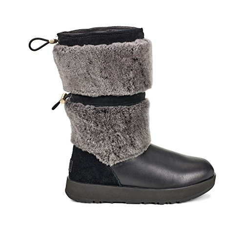 UGG Reykir Waterproof Women's Boot Black