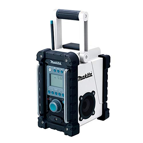 Radio Jobsite Lithium Ion - Recon 18V LXT Lithium-Ion Job Site Radio (White) (Renewed)