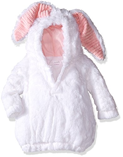 Zero Halloween Costumes (Mud Pie Baby Girl's Halloween Costume,  Bunny,  0-18 Months)