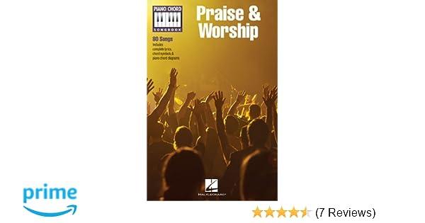 Praise & Worship - Piano Chord Songbook: Hal Leonard Corp ...