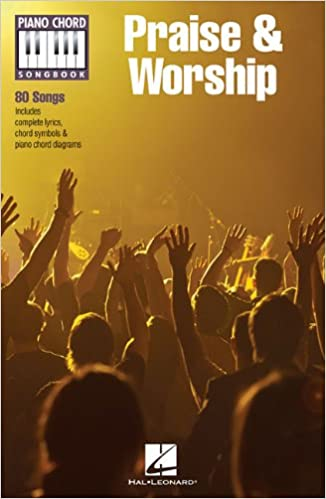 Praise Worship Piano Chord Songbook Hal Leonard Corp