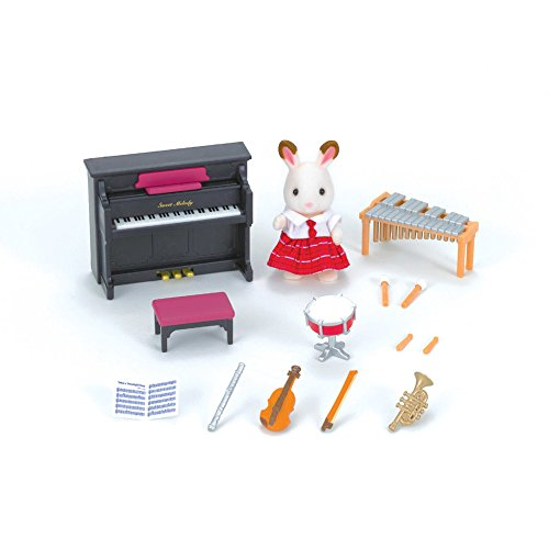 (Calico Critters School Music Set)