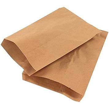 15x18 Flat Brown Kraft Paper Bag 1000 Bundle 875 Cents Per