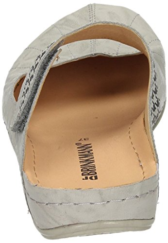 Dr. Brinkmann Ladies Clog Gray