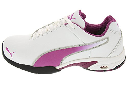 PUMA Safety Women's Velocity White SD White Boot 1BDblPBK4d