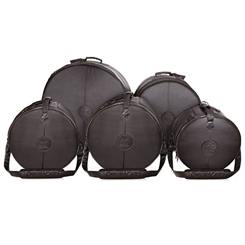 - ChromaCast Pro Series 5-Piece Fusion Drum Configuration Bag Set