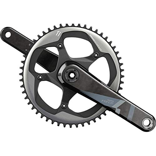 SRAM Force 1 GXP 110 BCD 42T Crankset Without Bottom Bracket, 172.5mm ()