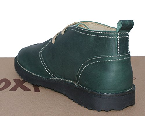 Ankle Dark Green Essen Boot Oxygen Leather R4wgxqcO8