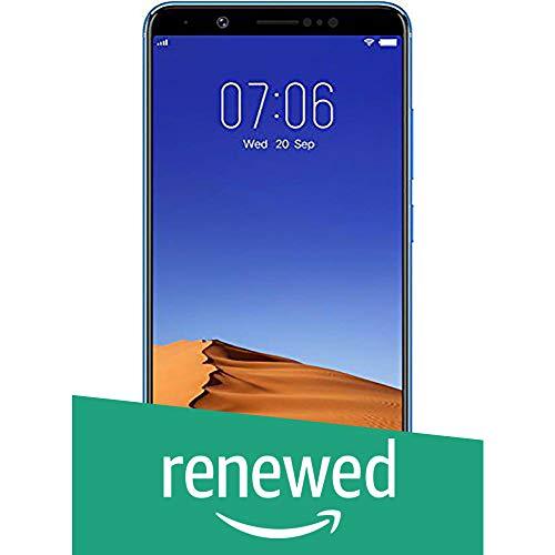 Renewed  Vivo V7+ 1716  Energetic Blue, 4 GB RAM, 64 GB Storage