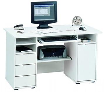 Jahnke Csl 220 Ws T1 2 Computer Schreibtisch E1 Spanplatten