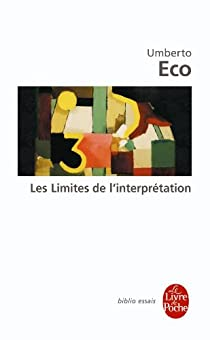 Les limites de l'interprétation par Eco
