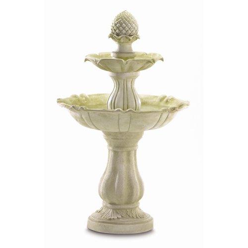 Acorn Design Home Garden Decor Water Feature Fountain
