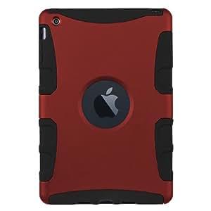 Seidio CSK3IPDM-GR DILEX Case for use with Apple iPad Mini - Garnet Red