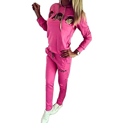 2 Funny Womens Tracksuit - 1