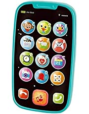 Hola My First Smartphone for Kids - Blue