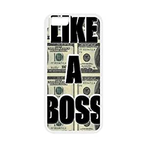 Hugo Boss Logo for iPhone 6s Plus 5.5 Inch Custom Cell Phone Case Cover 99TY014634