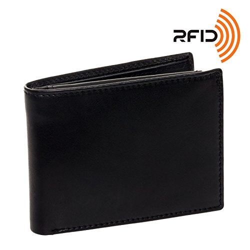 mens-genuine-leather-rfid-passcase-wallet-by-ross-michaels-black