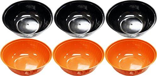 Set of 6 Halloween Serving Bowls! 12