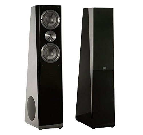 SVS Ultra Tower Flagship 3-Way Loudspeaker – (Pair) Piano Gloss