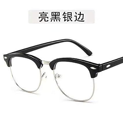 358fe66d3f940 Monture de lunettes - Femme argent(Bord de