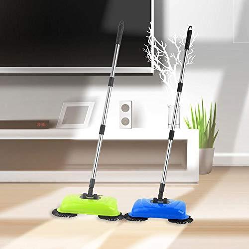 TOSHUN 1PCS eco Stainless Steel Sweeping Machine Hand Push Magic by TOSHUN (Image #2)