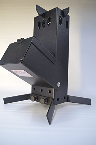 HotTop Camping /Survival Rocket Stove Review