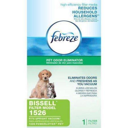 Reduces Household Allergens Febreze Powerlifter Pet Filter,
