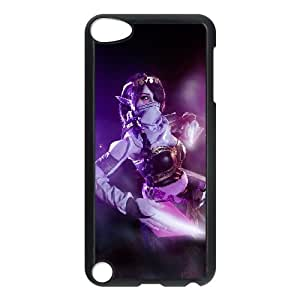 iPod Touch 5 Case Black Defense Of The Ancients Dota 2 TEMPLAR ASSASSIN 005 PD5294674