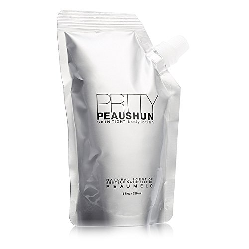 Prtty Peaushun Skin Tight Body Lotion - Deep Dark 8 Oz