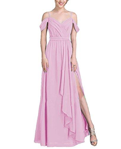 nice pink prom dresses - 4