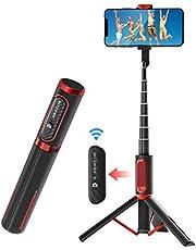 BlitzWolf Bluetooth Selfie Stick Stativ mit Fernbedienung