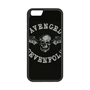 iPhone 6 4.7 Inch Cell Phone Case Black Avenged Sevenfold Q9244291
