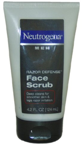 Neutrogena Face Scrub For Men - 9