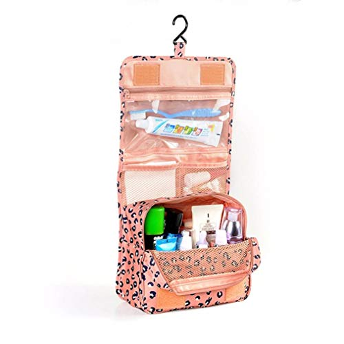 Pockettrip Hanging Toiletry Kit Clear Travel BAG Cosmetic Ca