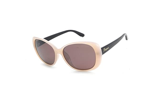 a48952306c79 Amazon.com  Pepper s Women s Alexis Polarized Oval Sunglasses
