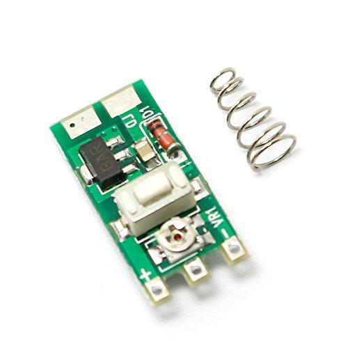 3-5V Power Supply Driver for 5mW 405nm Violet/Blue Laser Diode Module