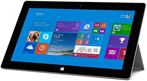 Microsoft Surface 2 RT Tablet 64GB (Certified Refurbished)