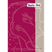 Dodo Pad Filofax-Compatible 2019 A5 Refill Diary - Week to View Calendar Year: A Combined Family Diary-Doodle-Message-Engagement-Organiser with room for up to 5 people's appointments/activities