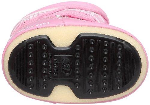 Moon Bambino Nylon Stivali Mini 19 Unisex 063 rosa 22 Boot Boot twIxrqrY