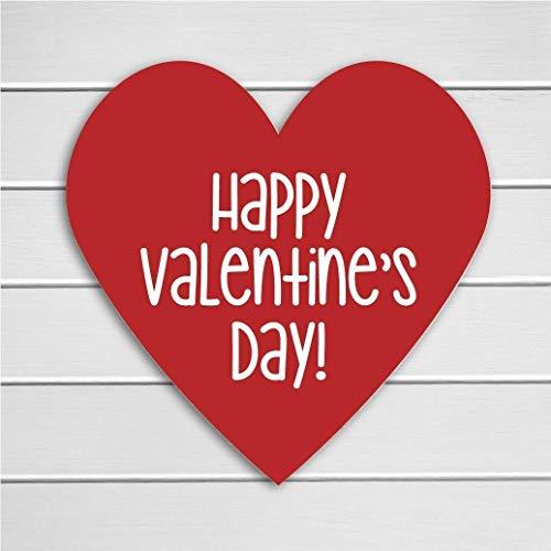 Amazon Com 48 Heart Stickers Happy Valentine S Day Stickers Red Valentine Stickers 703 Handmade