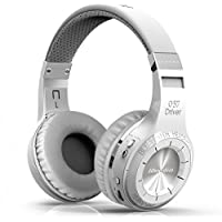 Bluedio HT Turbine Wireless Bluetooth 4.1 Stereo Headphones with Mic (White)