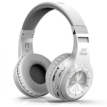 Amazon.com  Bluedio H-Turbine Wireless 4.1 Headphones Powerful Bass ... 36aabd12da