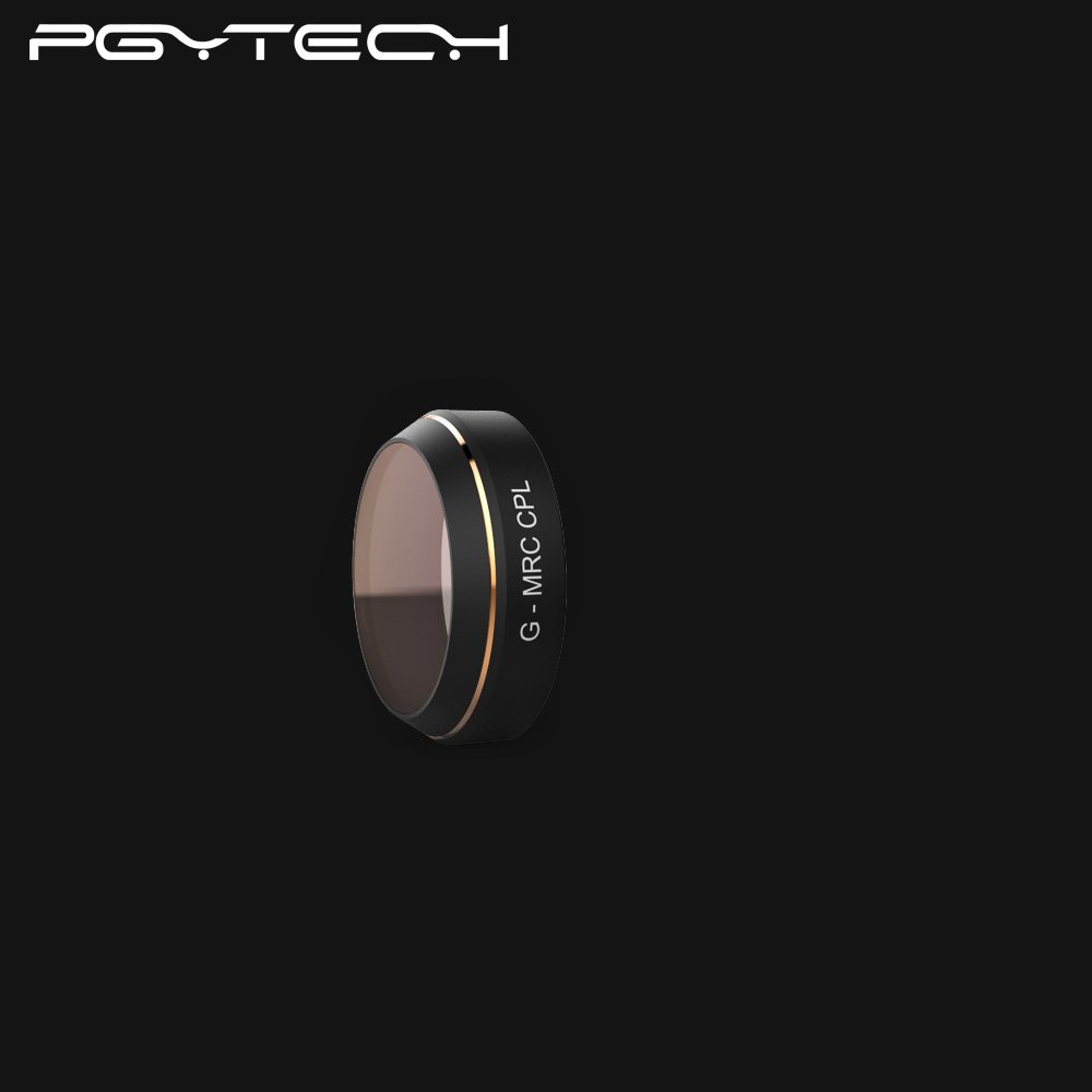Светофильтр цпл mavic pro pgy tech (пиджиай) заказать черный бокс combo