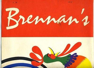 brennans-french-restaurant-dinner-menu-royal-street-new-orleans-louisiana-1960s
