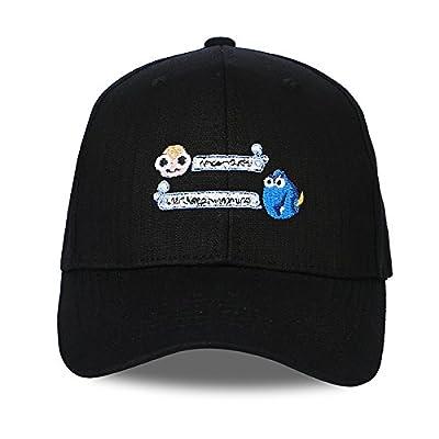 Mznwpm Casquette De Baseball Femmes Cartoon Broderies Père Camionneur Des Chapeaux Candy Couleur Hip - Hop Hommes